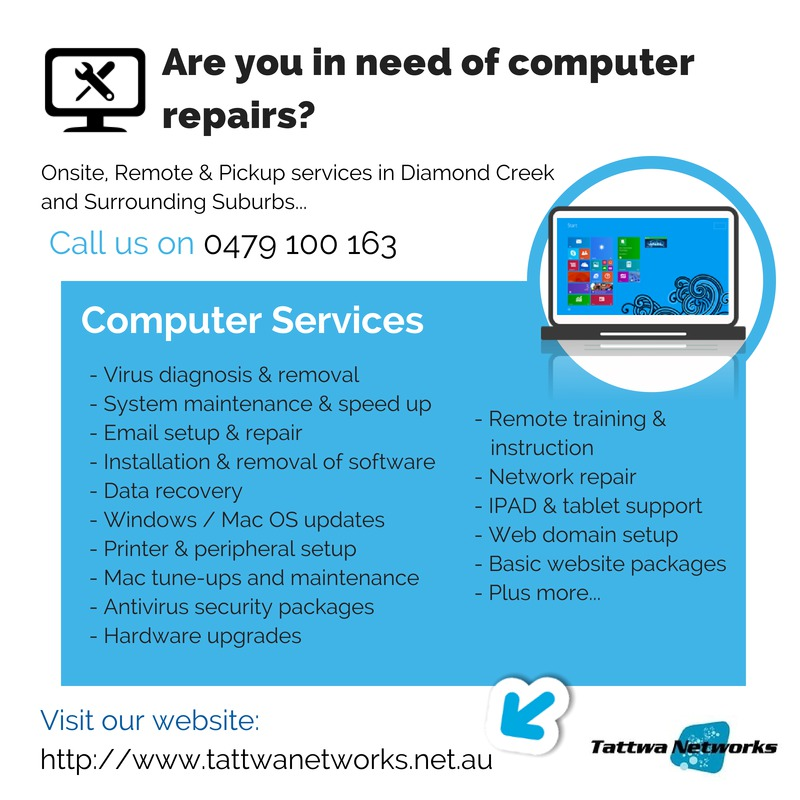 Computer Repair Locations